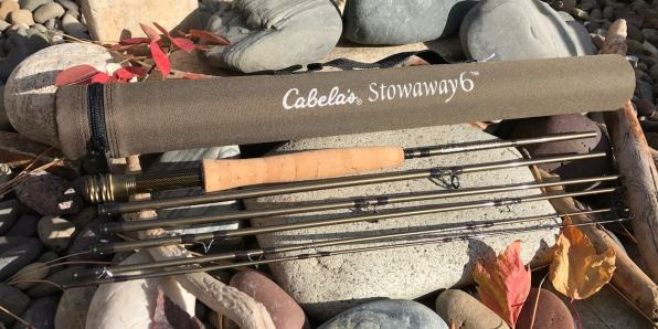 cabelas travel fly rod review