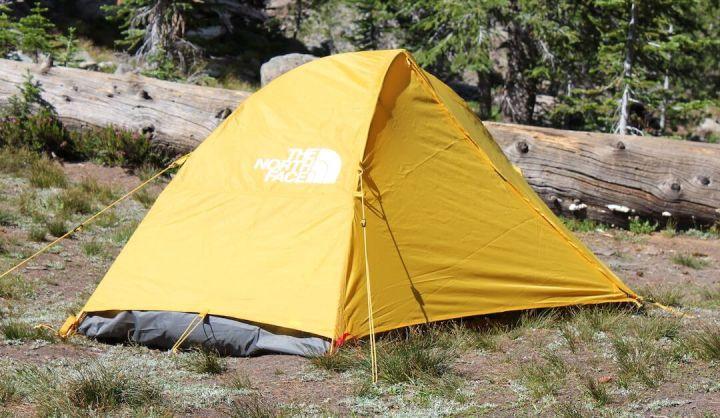 review north face storm break 1 tent