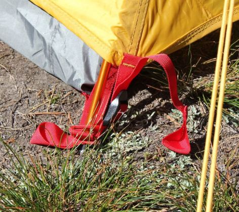 north face storm break 1 tent review