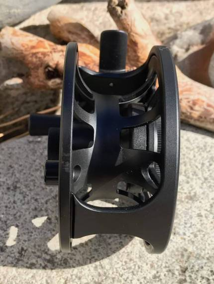 echo ion fly reel large arbor-review