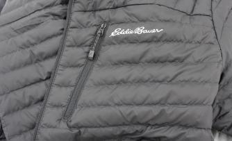 eddie bauer down jacket review