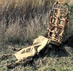 This Slumberjack Rail Hauler 2.0 review image shows the hunting backpack opened up and ready for a load.