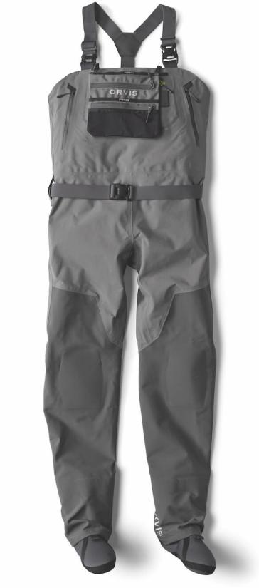 This photo shows the Orvis Pro Wader men's version.