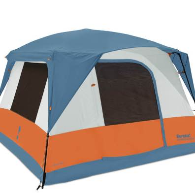 This product photo shows the Eureka! Copper Canyon LX 6 Tent.