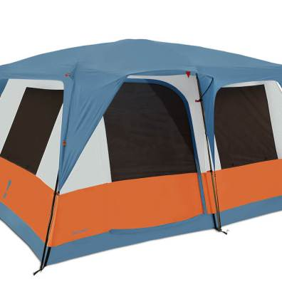 This product photo shows the Eureka! Copper Canyon LX 8 Tent.