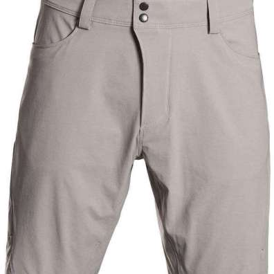 """This photo shows the men's 10"""" Gravel Shorts from Showers Pass."""