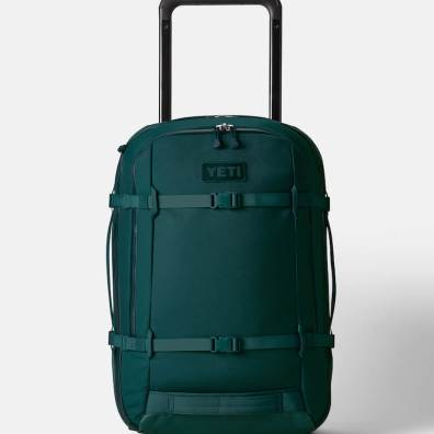 This photo shows the YETI Crossroads 22L Luggage.