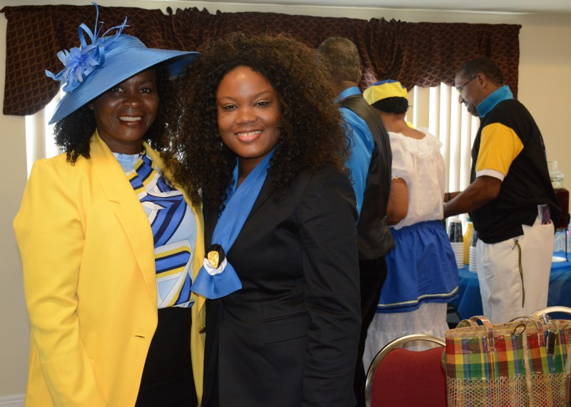 How St.Lucians in Miami Celebrated St.Lucia's  37th Independence