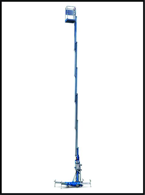 plataformas de elevación Queretaro
