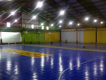 lapangan futsal pratama futsal surabaya