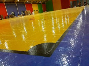 M-Court Interlock Sport Flooring