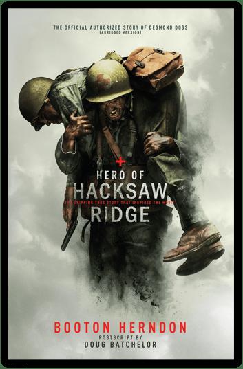Hacksaw Ridge Free Book Giveaway