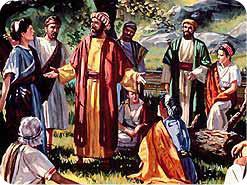 8. Nungzuite in Gentilete Sabbath a tanpih uh hiam?