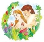 When I take God's tithe and use it for myself, I repeat the sin of Adam and Eve.
