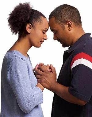 7. Pray together.