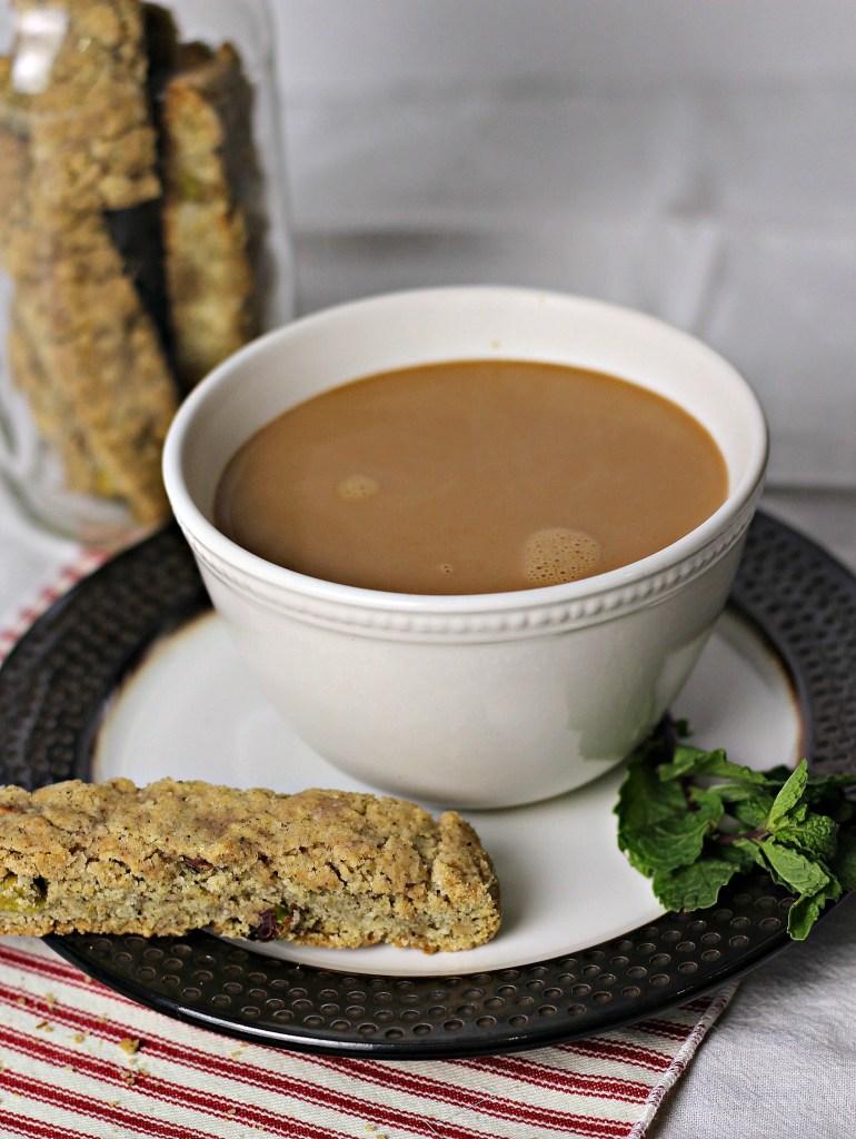 masaala chai biscotti chai