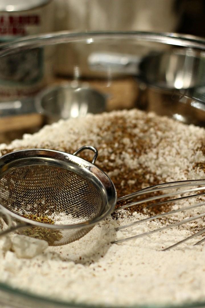 masaala chai biscotti flour mix