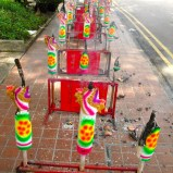 Chinese New Year @ Singapore - full of colors and surprises!