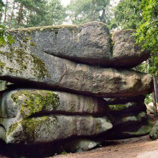 Stoneformation @ Blockheide, Waldviertel, NÖ