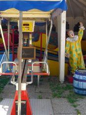 Clown @ Böhmischer Prater, Vienna, Austria