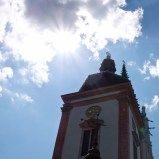Sunshine in Mariazell