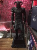 Skyrim statue at the gift store