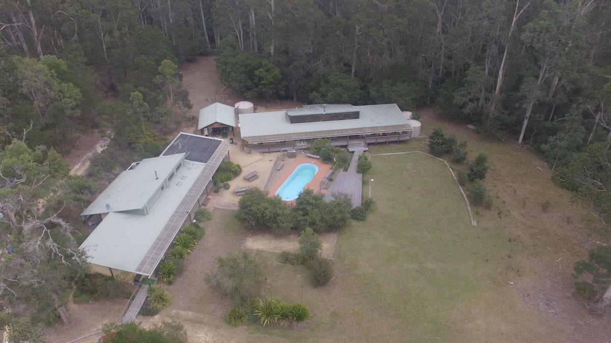Manna Park Drone View
