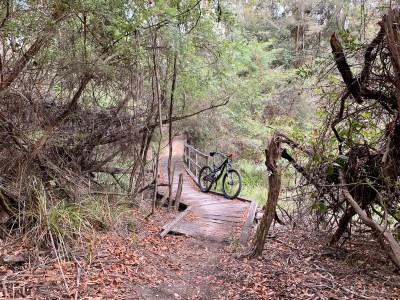 Manna Park Bike Trail
