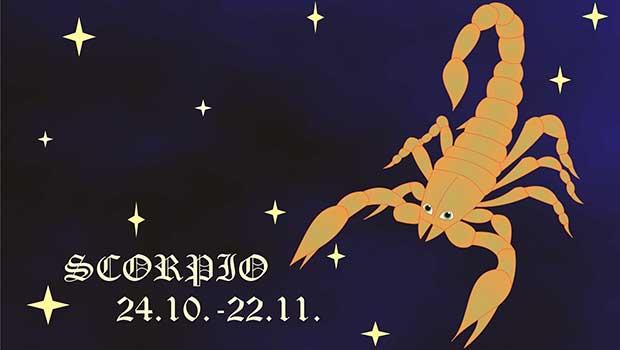 Sternzeichen Skorpion