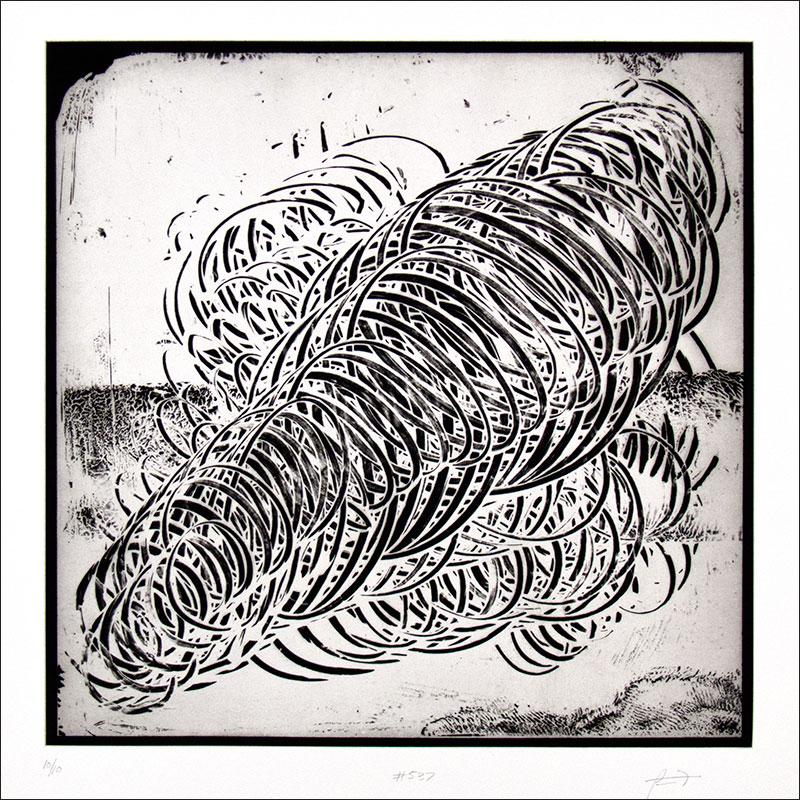 Manneken Press Peter Feldstein photogravure