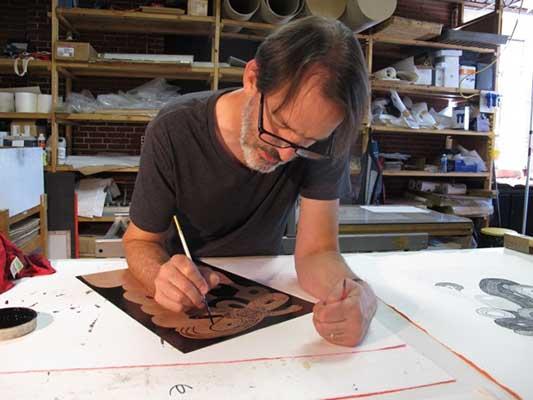 Manneken Press, Richard Hull