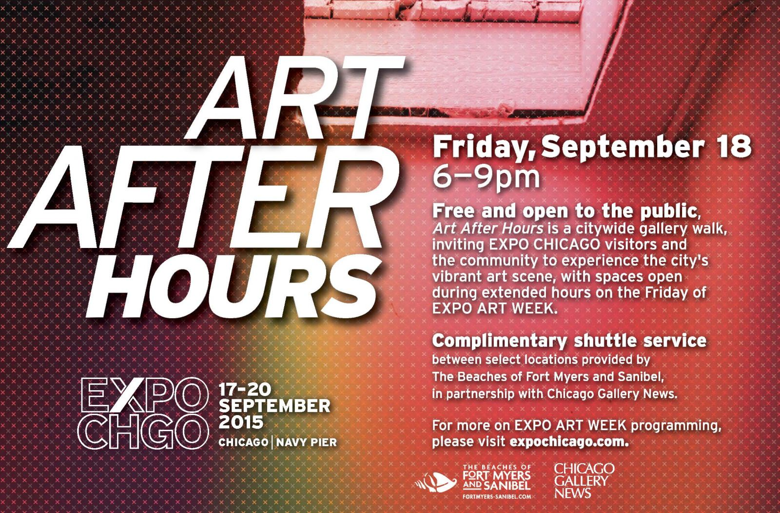 EXPO, Art After Hours