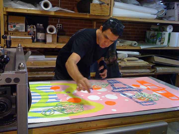 Carlos Andrade, Manneken Press, monotype
