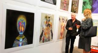 Gary Justis, LACDA, digital art,