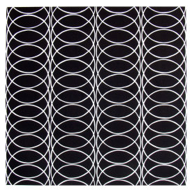 """Circle Field l"", 2004. Linoleum cut, edition of 12. Image: 24"" x 24"", paper: 30"" x 30""."
