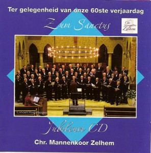 CD-hoesZum Sanctus