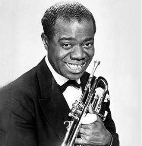 Louis Armstrong's What A Wonderful World. Mannequin's wedding song of the day.