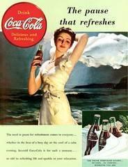 Coca Cola poster