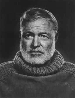 Ernest Hemingway on the importance of listening