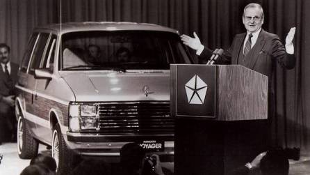 Lee Iacocca - American Businessman and Former CEO of Chrysler