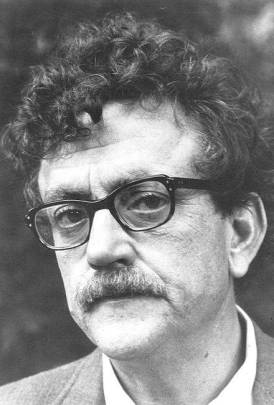 Kurt Vonnegut said that you are whatever you pretend to be; good advice for confidence for public speakers
