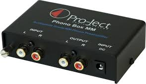 Phono Pre Ampifiers