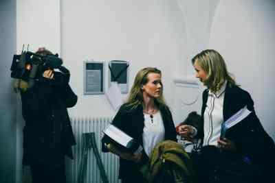 Grimmark, Ruth Nordström, Skandinaviska Människorättsjuristerna