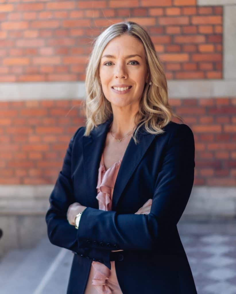 Rebecca Ahlstrand