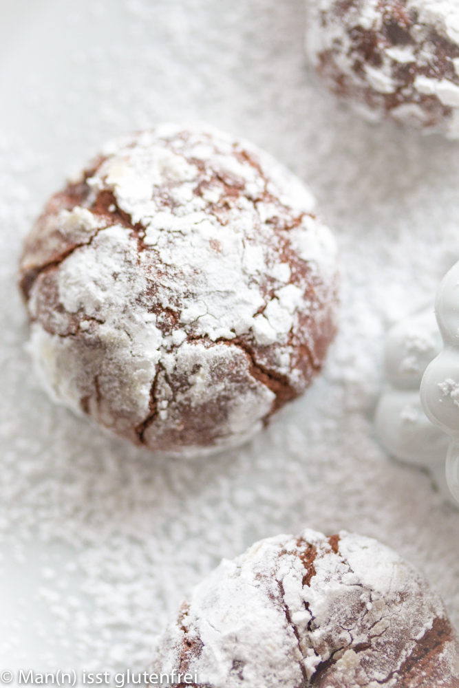 Schokoladen-Plätzchen-Nahaufnahme 2