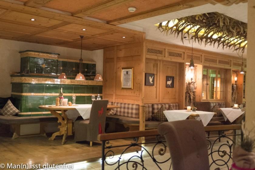 Hotel Engel Grän Kamin