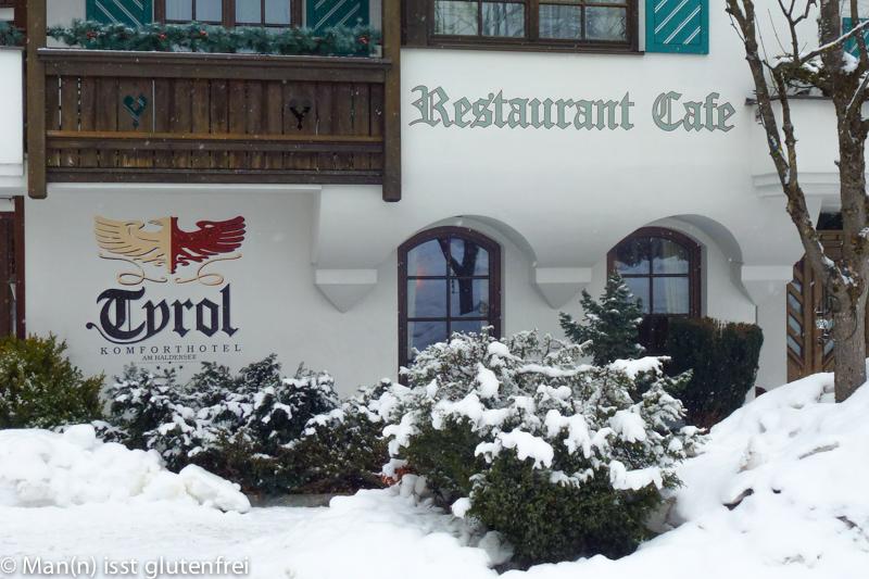 Hotel Tyrol außen