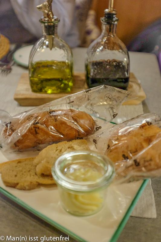 Wirtshaus-glutenfreies Brot