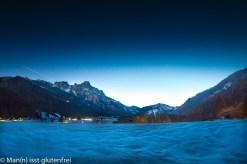 Tannheimer Tal Sonnenaufgang