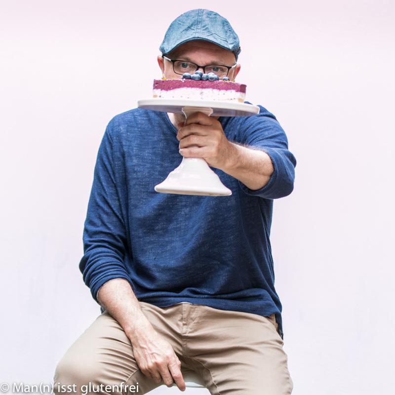 Frank Man(n) isst glutenfrei